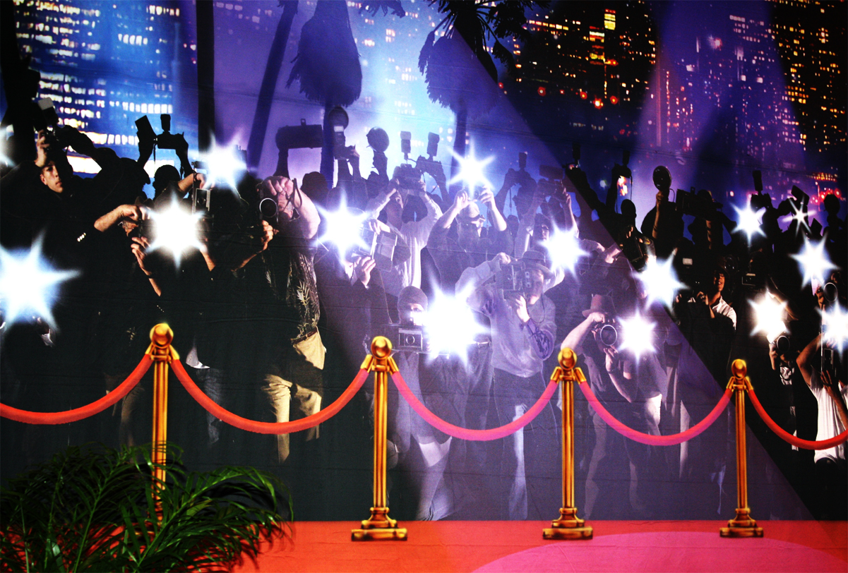 Inside A Hollywood Red Carpet Event with Catherine Heigl