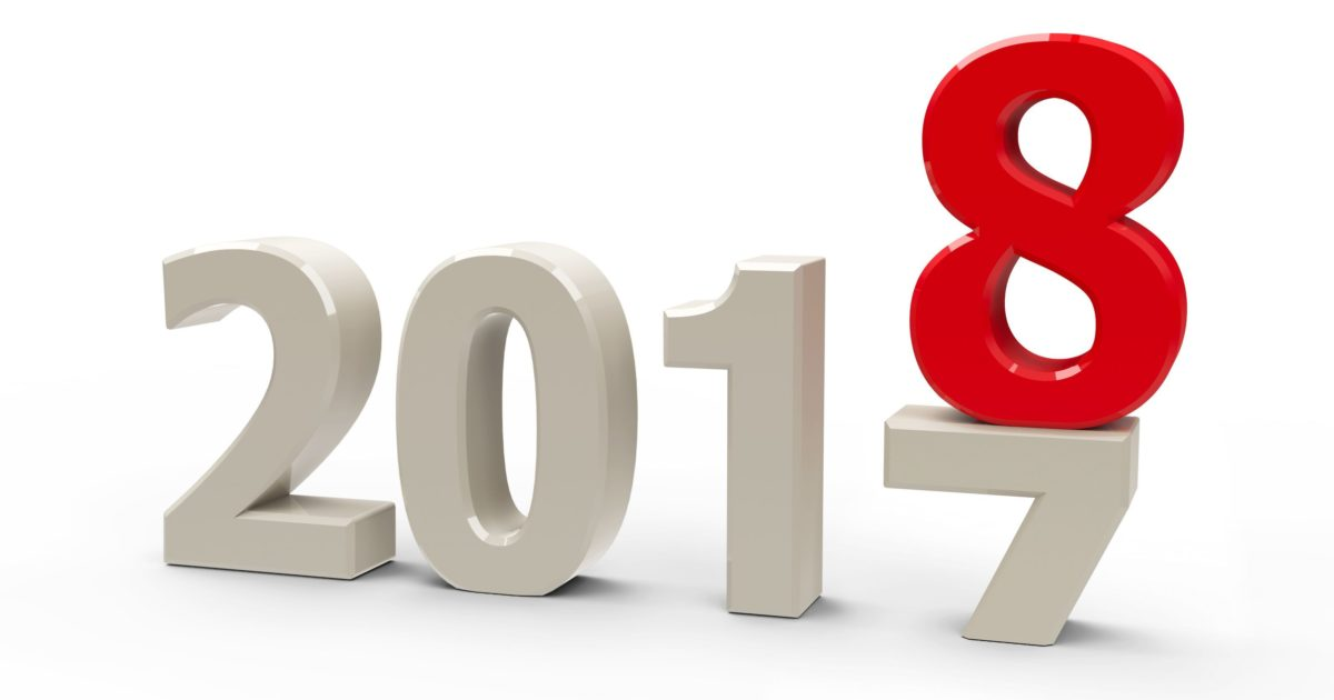 2018 Accounting Tasks: EOY & The Morning After